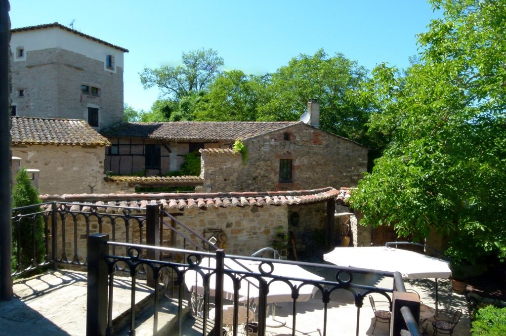 The Old Stone Built House Located In The Surroundings Of Cordes Sur Ciel France Is A True Testimony To The Heritage Of The Cordelaise Region And Its